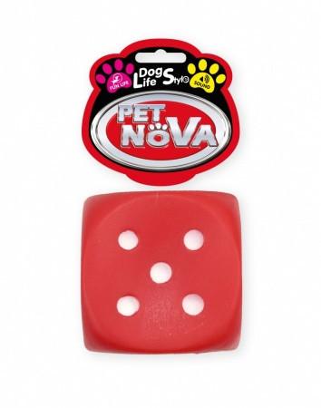 Игрушка для собак Игральная кость Pet Nova 6 см