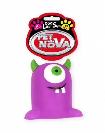 Іграшка для собак Монстр мультяшний Pet Nova 10 см
