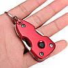 5in1 Многофункциональный пусковой механизм для открывания бутылок для ножей Отвертка Набор, фото 3