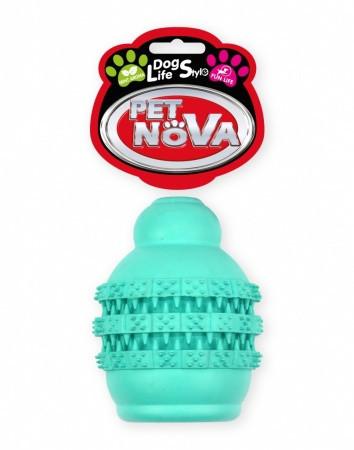 Игрушка для собак Груша Dental Mint Pet Nova 9 см