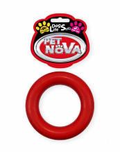 Игрушка для собак Кольцо каучуковое Pet Nova 9см