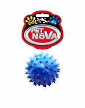 Игрушка для собак Мяч с шипами StarBall Pet Nova 4 см (S)