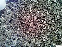 дробленый ПП ящик овощной  черный