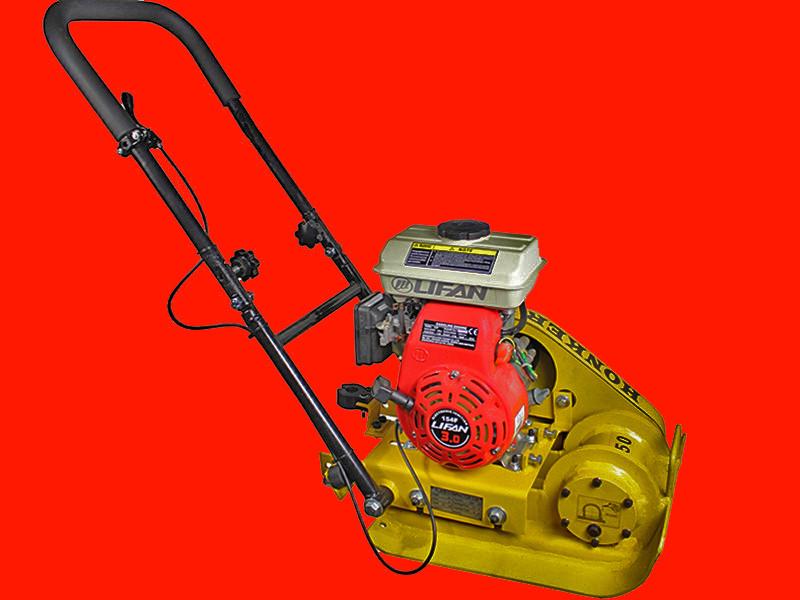 Бензиновая виброплита HONKER C50 LIFAN 154F