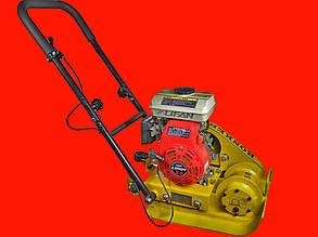 Бензиновая виброплита Honker С50 LIFAN 154F