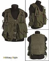 Жилет разгрузочный АК-74 (12 карман. Olive)