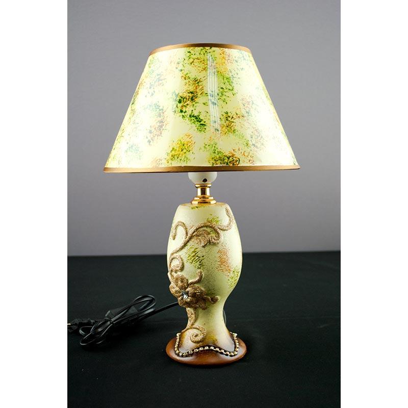Настольная лампа «Огнея» ST-12371/1T+Shade