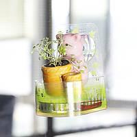 DIY мини керамический животное Чак комнатные растения настольного офисного декора
