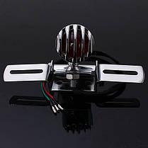 Мотоцикла задний тормоз заднего фонаря кронштейн для Harley измельчитель поплавок-1TopShop, фото 3
