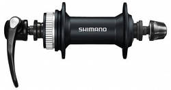 Втулка передняя Shimano Alivio M4050 32H, ось 108 мм, Center Lock, QR 133 мм