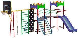 Детские и спортивные игровые комплексы