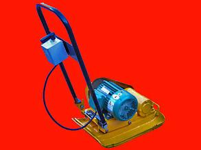 Электрическая виброплита HONKER C75E3