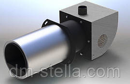 Пеллетнаягорелка 200 кВт DM-STELLA, фото 2