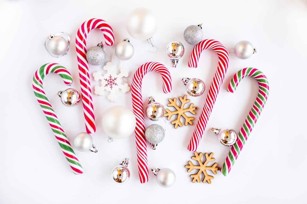 Рождественская трость LOL&POP
