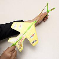 Магия LED рогатки самолет сверкающих развивающие игрушки