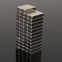 50шт n35 сильный блок магниты 8mmx3mmx2mm редкоземельный неодим