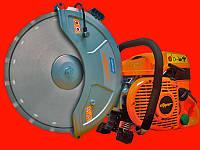 Norton clipper CP514-350EU бензорез 350мм с подачей воды