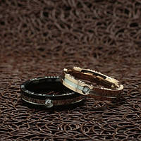 """Парные кольца """"Хранители Изобилия"""" [жен. 18.2 муж 20.0 размеры в наличии]"""