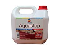 Грунтовка многофункциональная ESKARO AQUASTOP PROFESSIONAL влагоизоляционная 3л