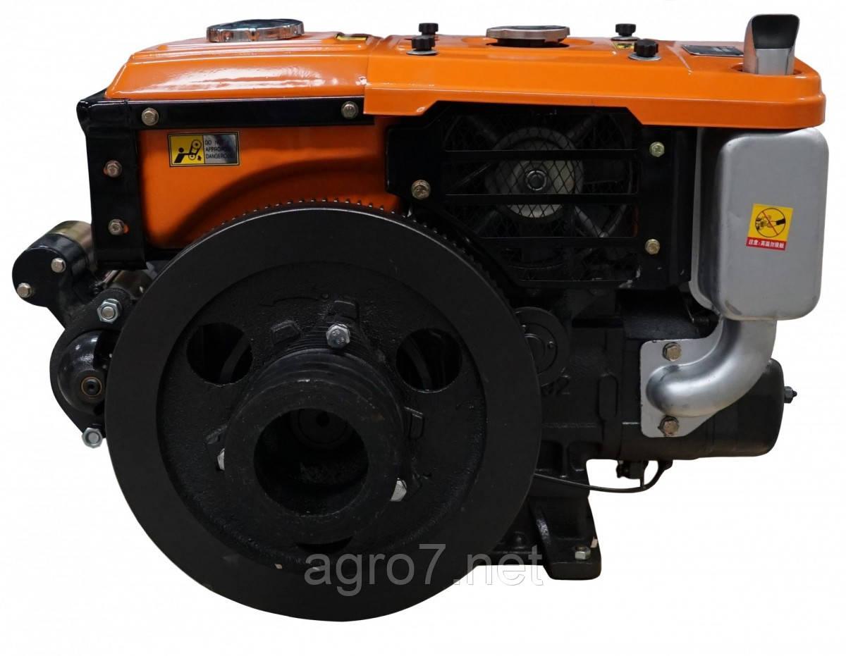 Двигатель Файтер R190ANE 10л.с. электростартер