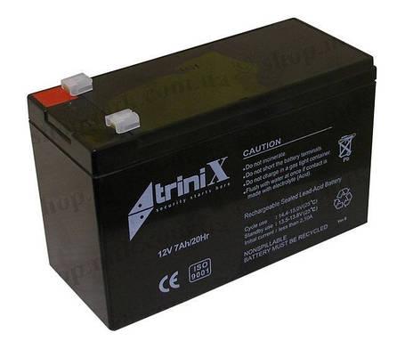 Trinix АКБ 12V 7Ah, фото 2