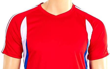 Форма футбольная без номера подростковая CO-4587-R, фото 2