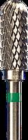Фреза твердосплавная цилиндрическая закругленная широкая