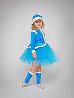 Карнавальный костюм Снегурочка (фатин)