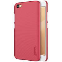 Чехол Nillkin Matte для Xiaomi Redmi Note 5A / Redmi Y1 Lite (+ пленка) Красный