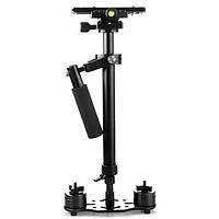 Про S60 и плюс 60см мини handheld стабилизатор steadicam камеры DSLR