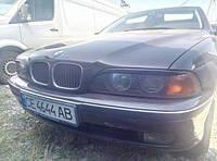 Реснички BMW E-39 (Чёрные)