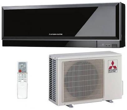 Кондиционер MITSUBISHI ELECTRIC MSZ-EF 25 VE 3 /  (black/white/red) / MUZ - EF 25 VE Design Inverter