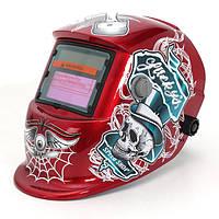 Солнечной энергии автоматическое затемнение дуговой и аргонодуговой сварки MIG сварки/шлифовки маска шлем