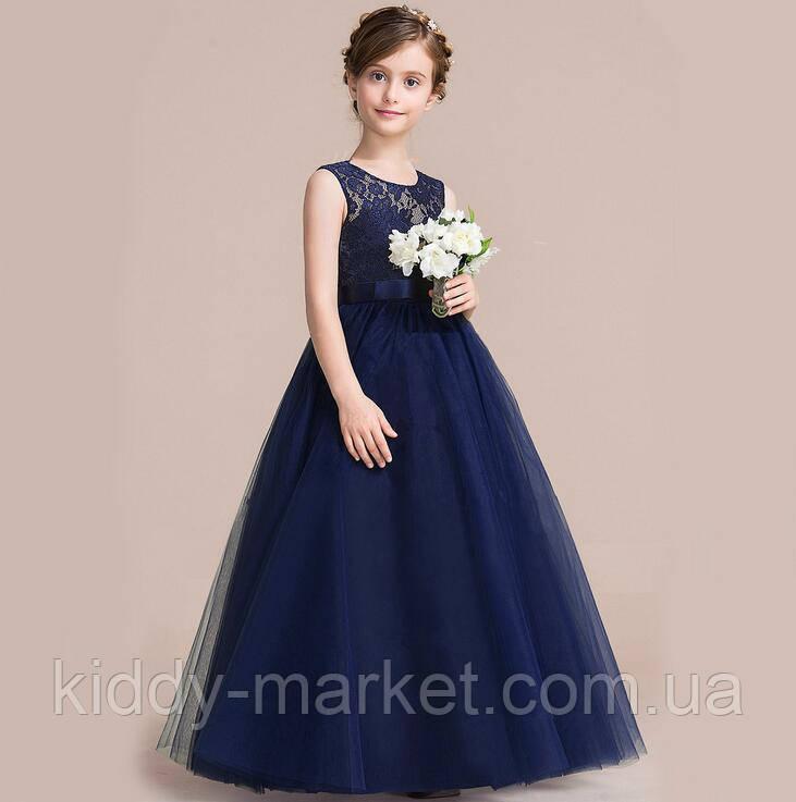Платье  на вывуск нарядное   для девочки  116-122