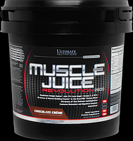 Гейнер, Ultimate Nutrition, MUSCLE JUICE REVOLUTION 2600, 5,05 kg