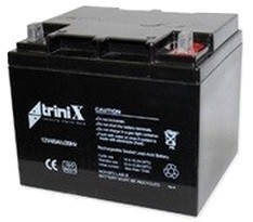 Trinix АКБ 12V 45Ah, фото 2