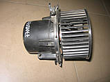 Моторчик печки 7701057555 с кондиционером б/у Renault Master, Opel Movano, Nissan Interstar год 2003-10, фото 3