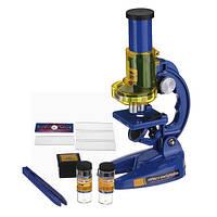 Ностальгический 100X 200X 450X Обучающие LED Классический микроскоп Лаборатория микроскоп Природа Игры