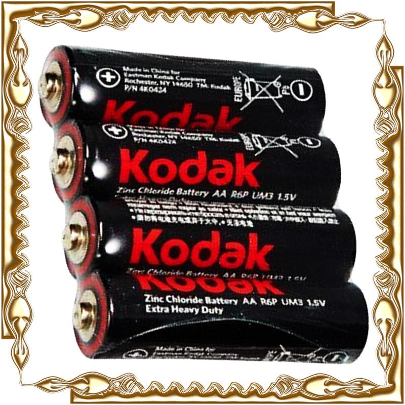 Батарейка Kodak R06 1.5V