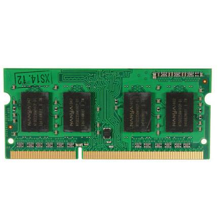 4GB DDR3-1600 PC3-12800 204pins Память портативного компьютера без ECC RAM-1TopShop, фото 2