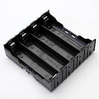 E1a1 ABS батарея держатель коробки для 4 х 18650