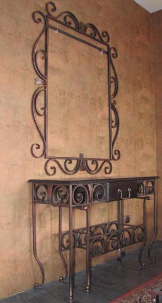 Кованая мебель 3