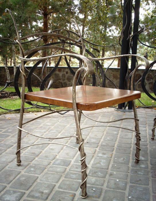 Кованая мебель 8