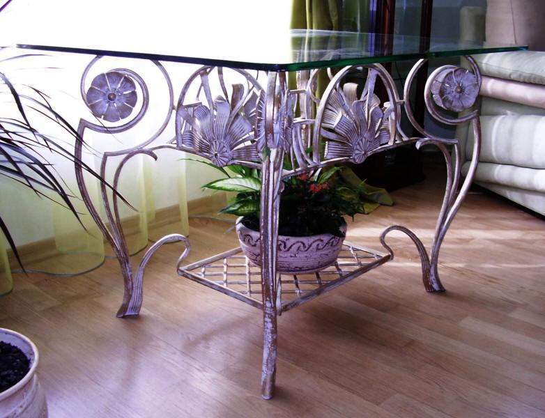 Кованая мебель 9