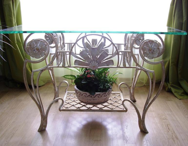 Кованая мебель 10