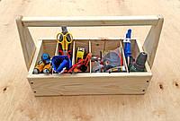 Ящик для инструментов и метизов 6 ячеек