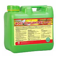 Рост-концентрат NPK 5+10+15 Калійний Комплексне органічно-мінеральне добриво Україна  10 л