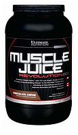 Гейнер, Ultimate Nutrition, MUSCLE JUICE REVOLUTION 2600, 5,05 kg