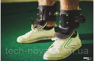 Крюки для ног Comfort (кожа, защелки, Украина)