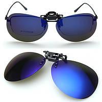 Поляризованные солнцезащитные очки для очков Солнцезащитные очки для вождения Очки для ночного видения